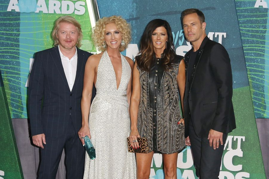 Les membres du groupe Little Big Town