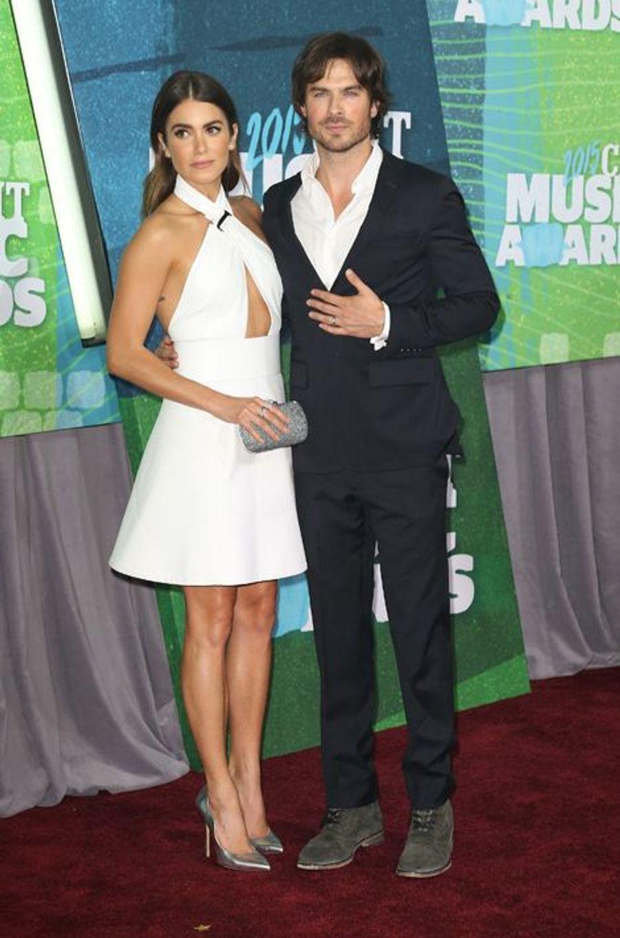 Nikki Reed et Ian Somerhalder