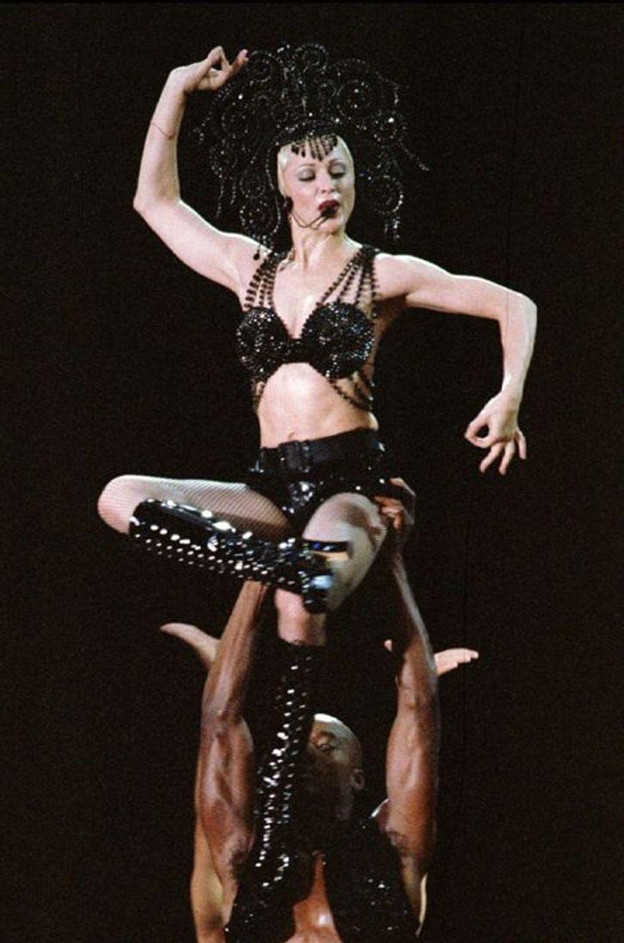 Madonna, le 13 décembre 1993