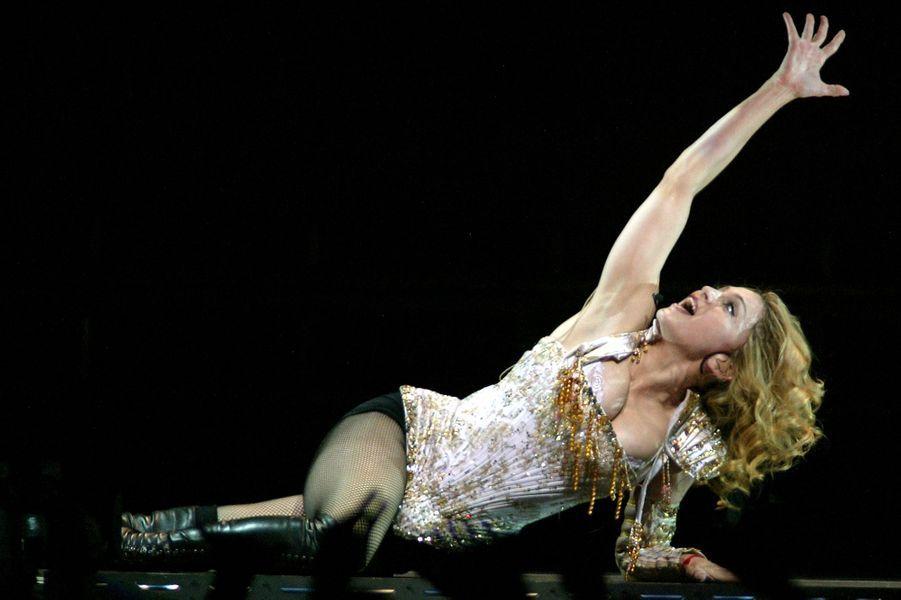 Madonna, le 13 septembre 2004