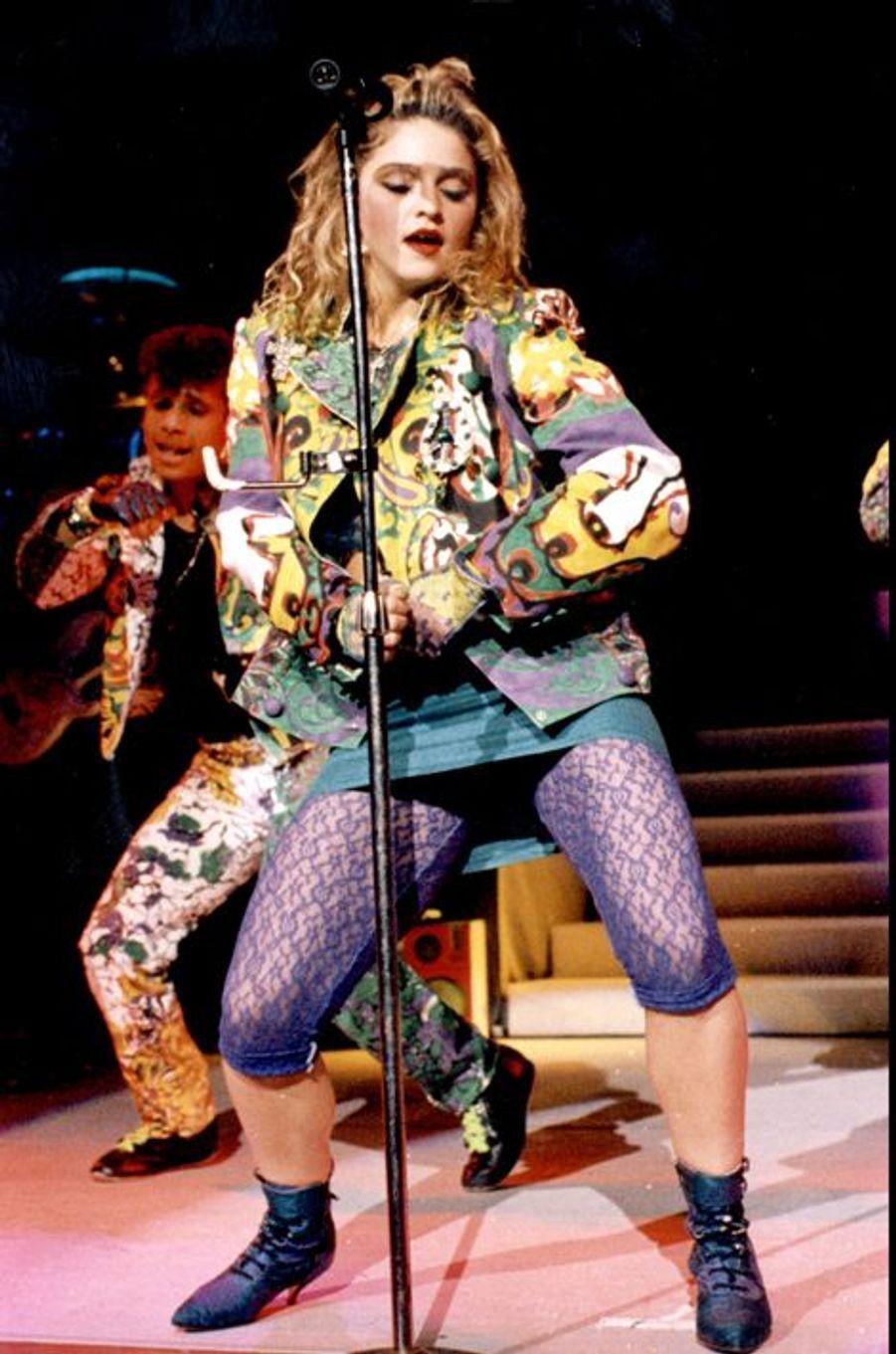 Madonna, le 15 avril 1985