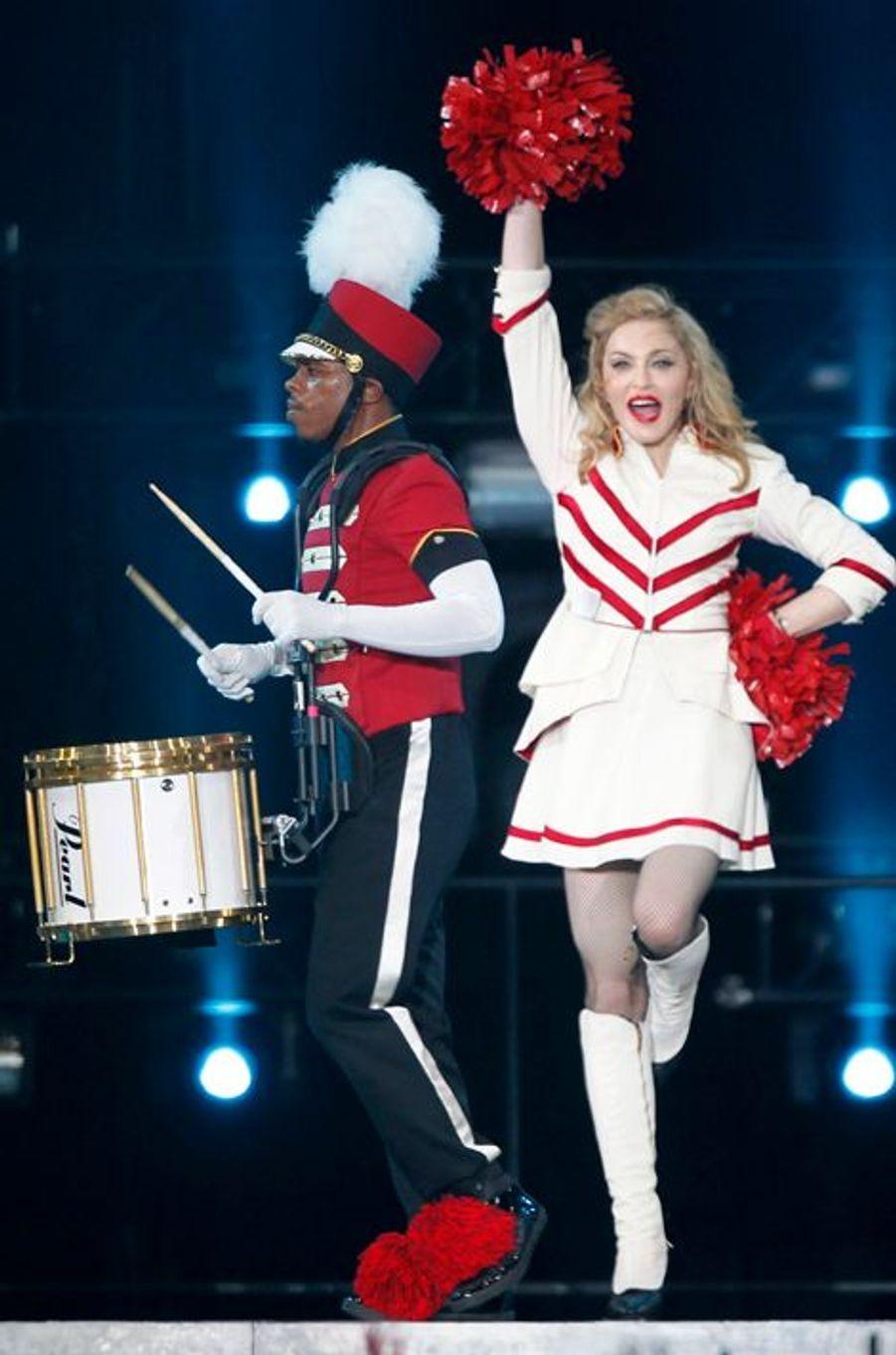 Madonna, le 20 juin 2012