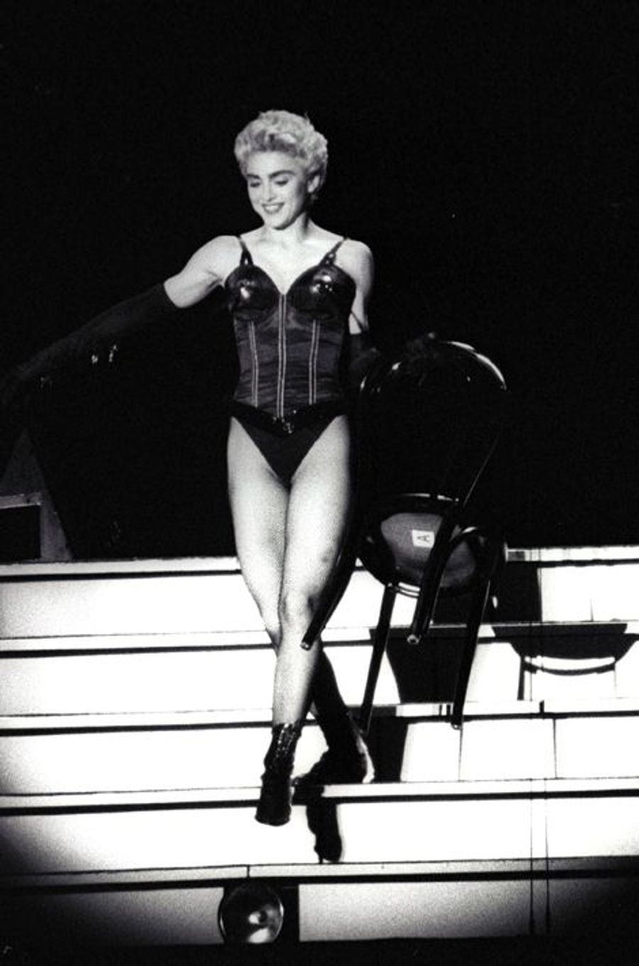 Madonna, le 21 juin 1987