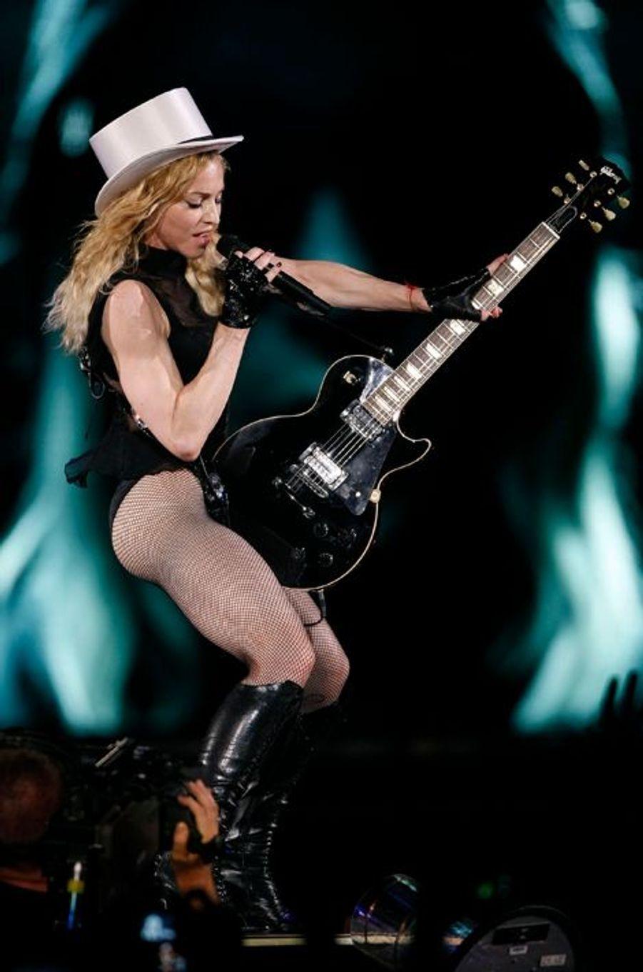 Madonna, le 21 septembre 2009
