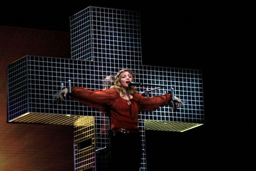 Madonna, le 24 mai 2006