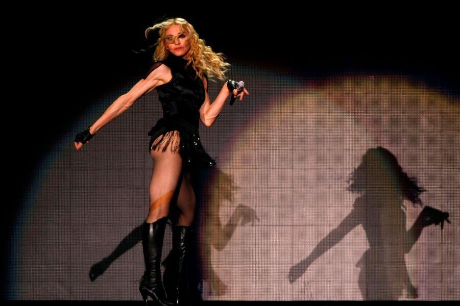 Madonna, le 27 septembre 2008