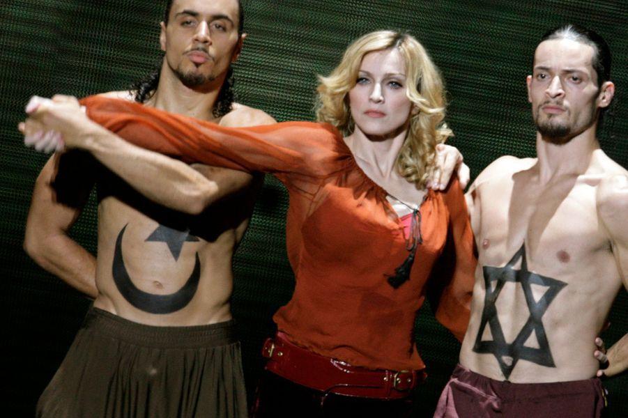 Madonna, le 6 août 2006