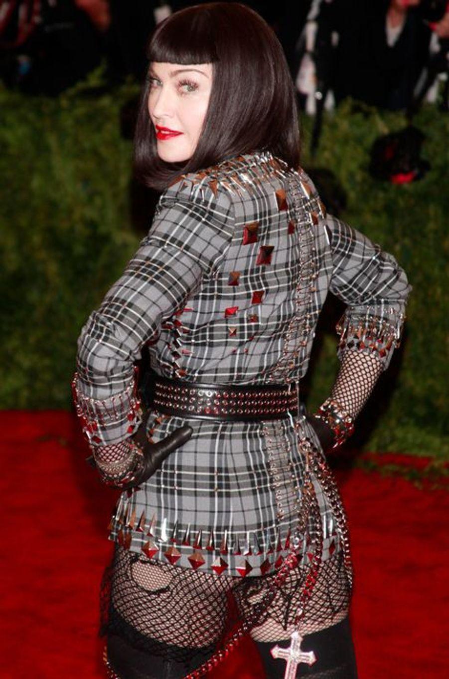 Madonna, le 6 mai 2013