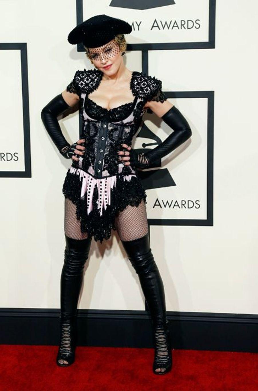 Madonna, le 8 février 2015
