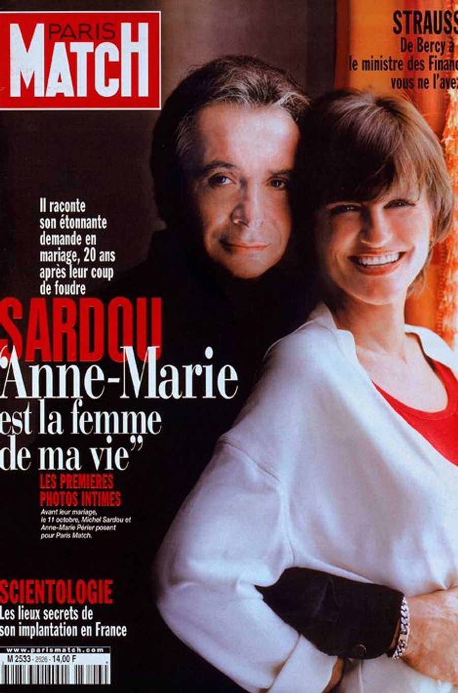 Couverture de Paris Match, 23 septembre 1999