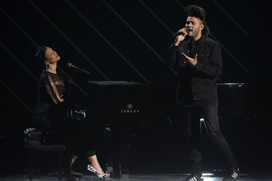 Alicia Keys et The Weeknd