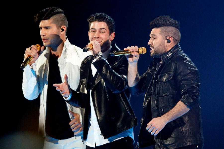 Nick Jonas avec Dan+Shay
