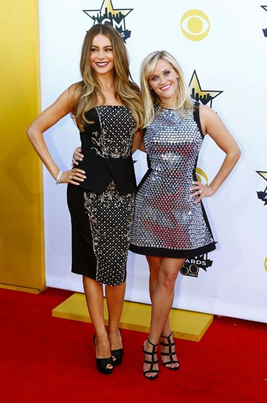 Sofia Vergara et Reese Witherspoon