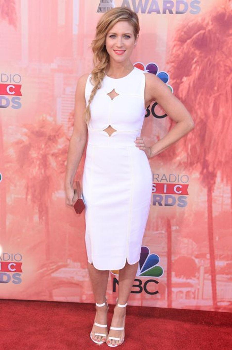 Brittany Snow à Los Angeles le 29 mars 2015