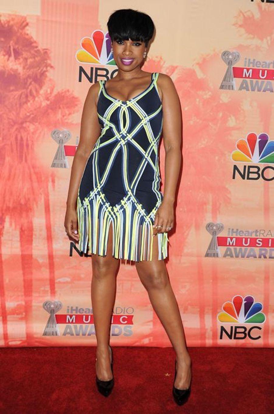 Jennifer Hudson à Los Angeles le 29 mars 2015