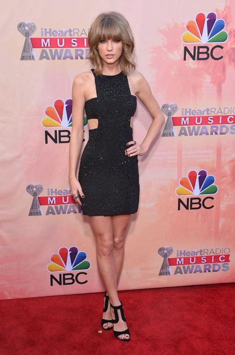 Taylor Swift à Los Angeles le 29 mars 2015