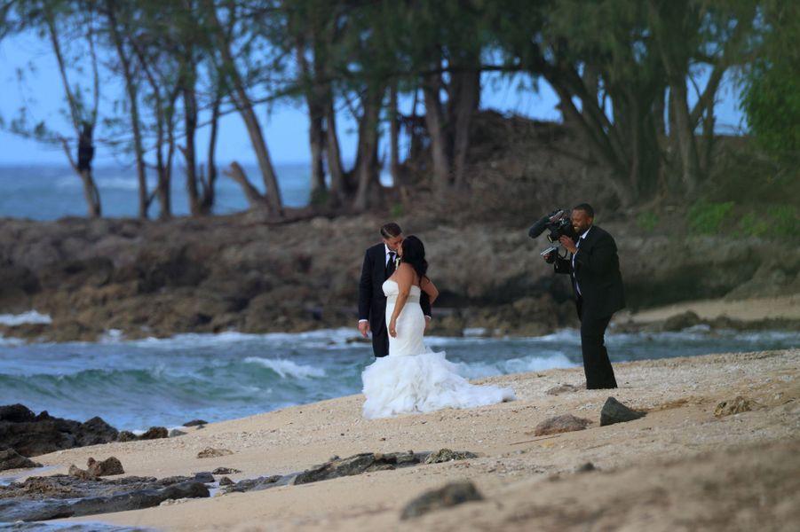 Un mariage paradisiaque pour l'assistante de Rihanna