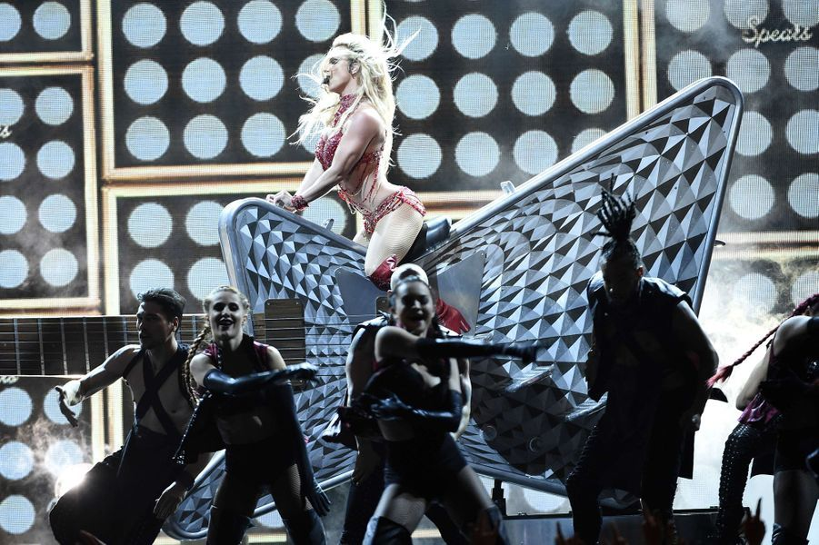 Britney Spears aux Billboard Music Awards 2016