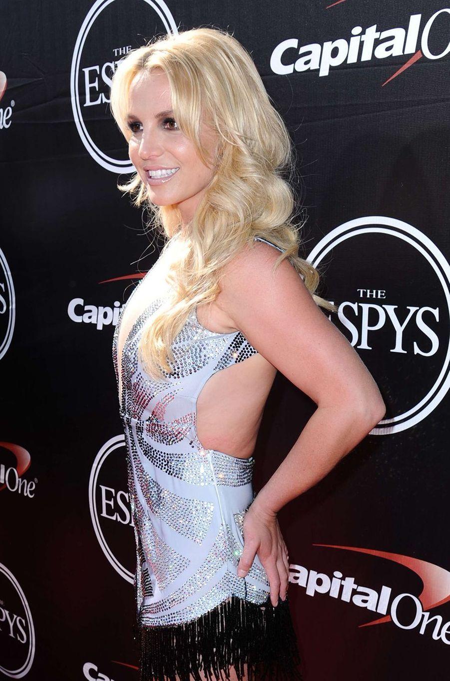 Britney Spears en 2015