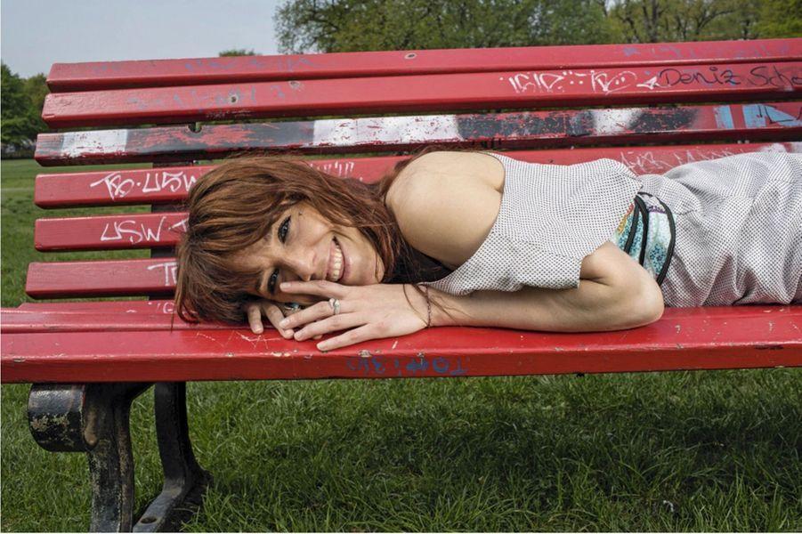 La chanteuse a amassé 2,9 millions d'euros grâce aux ventes de son album «Recto Verso.»