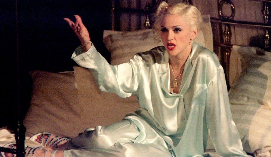 1995, soirée pyjama