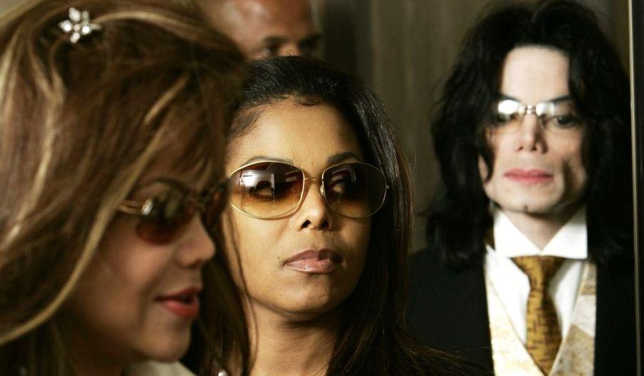 Ses soeurs LaToya et Janet Jackson avaient d'ailleurs témoigné durant ce procès.