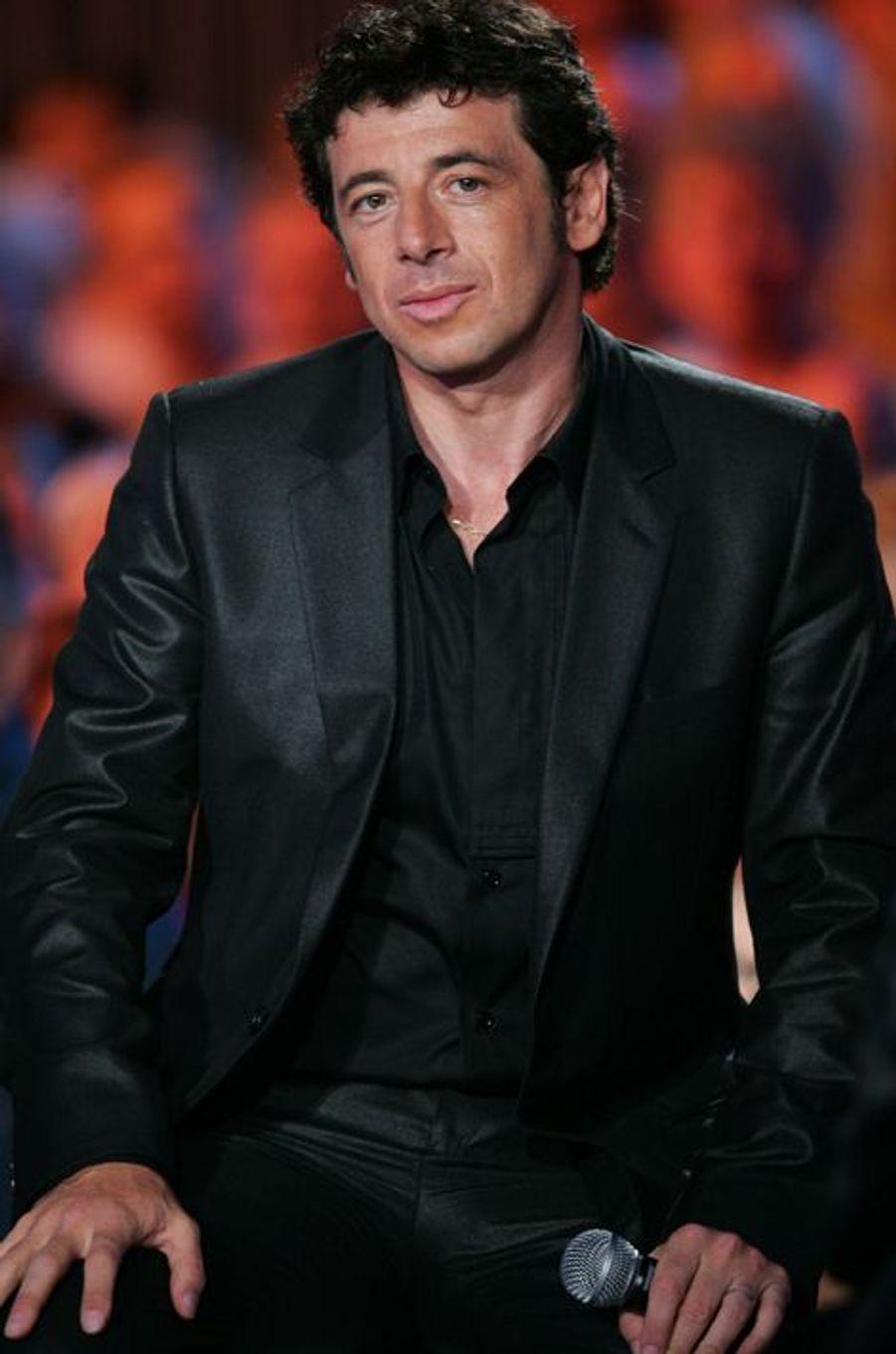 Patrick Bruel à Cannes le 20 mai 2007.