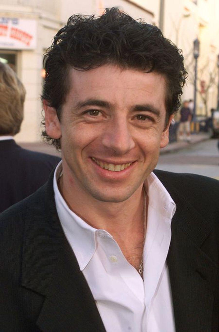 Patrick Bruel à Los Angeles le 21 avril 1999.
