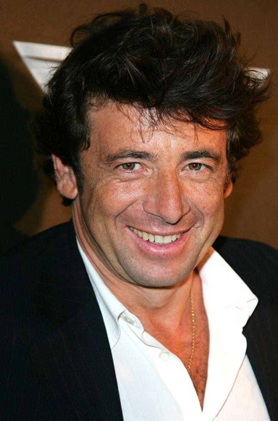 Patrick Bruel à Paris le 29 septembre 2009.