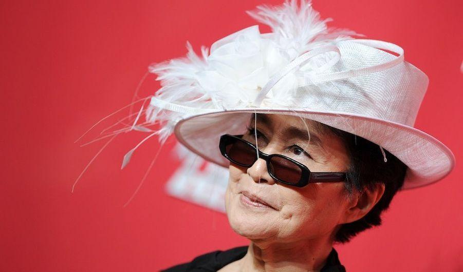 L'ex-femme de John Lennon n'aurait pas non plus raté cet hommage.