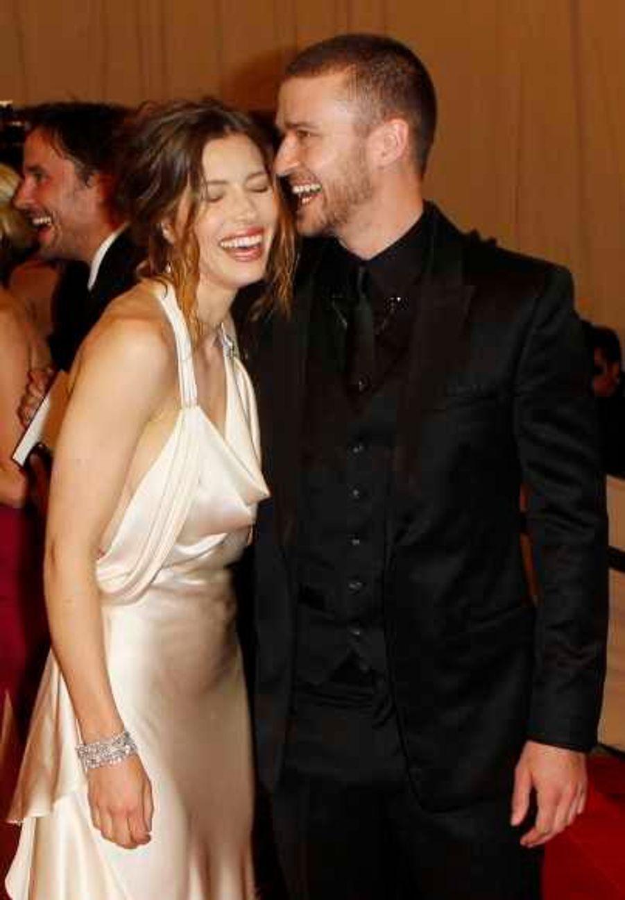 Jessica Biel et Justin Timberlake ont formé un magnifique couple de 2007 à 2011.