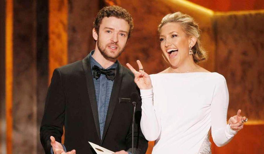 Il aurait aussi dérapé avec Kate Hudson en février 2008 (il était encore avec Jessica).