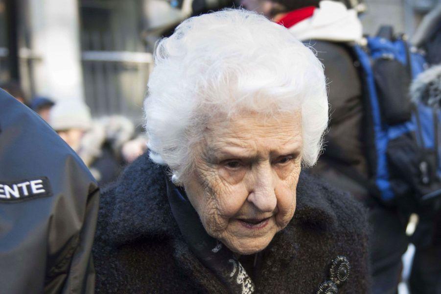 Thérèse Dion, la mère de Céline
