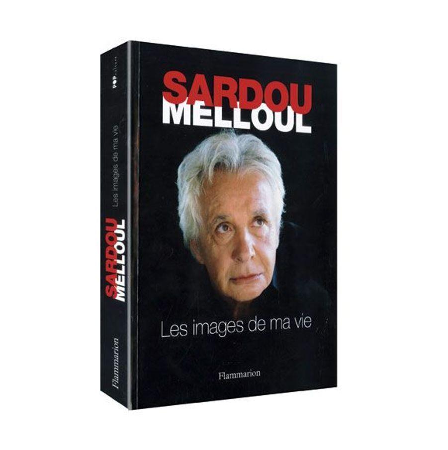 """""""Sardou-Melloul. Les images de ma vie"""", éd. Flammarion, 24,90 euros."""