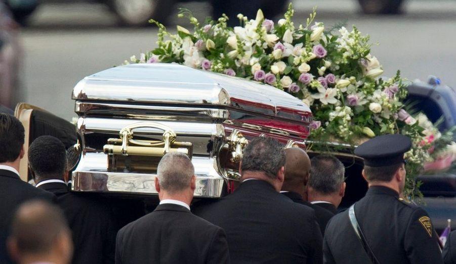 Sortie cercueil