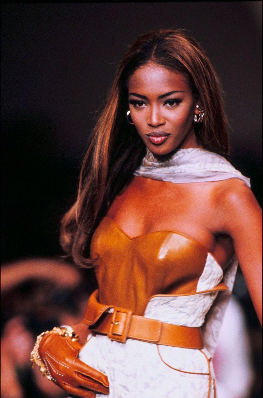 Naomi Campbell en 1991