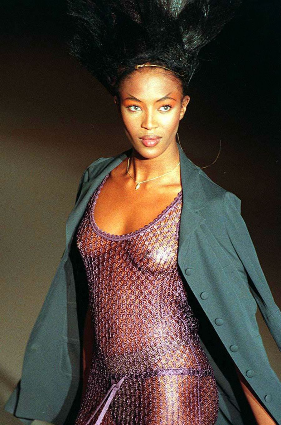 Naomi Campbell dans les années 90