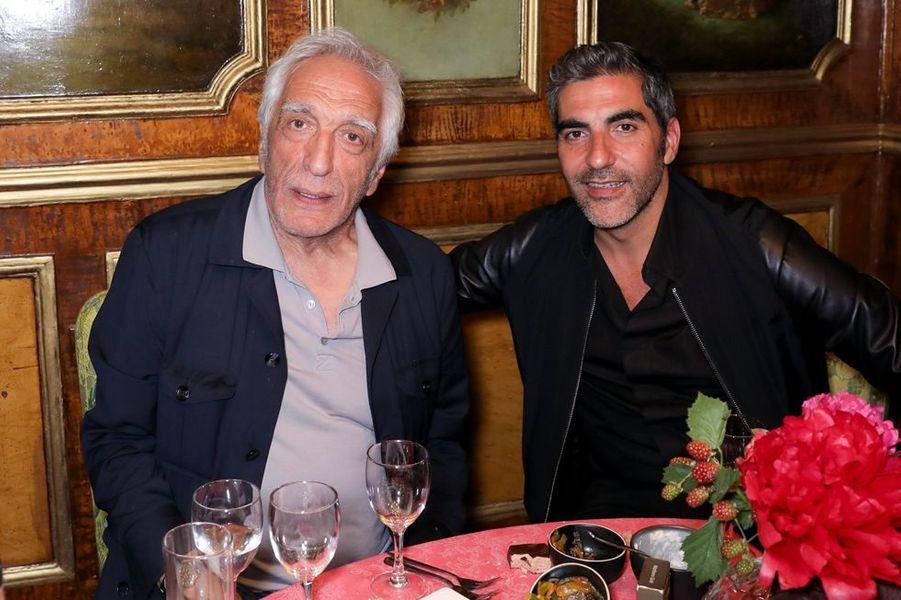 Gérard Darmon et Ary Abittan