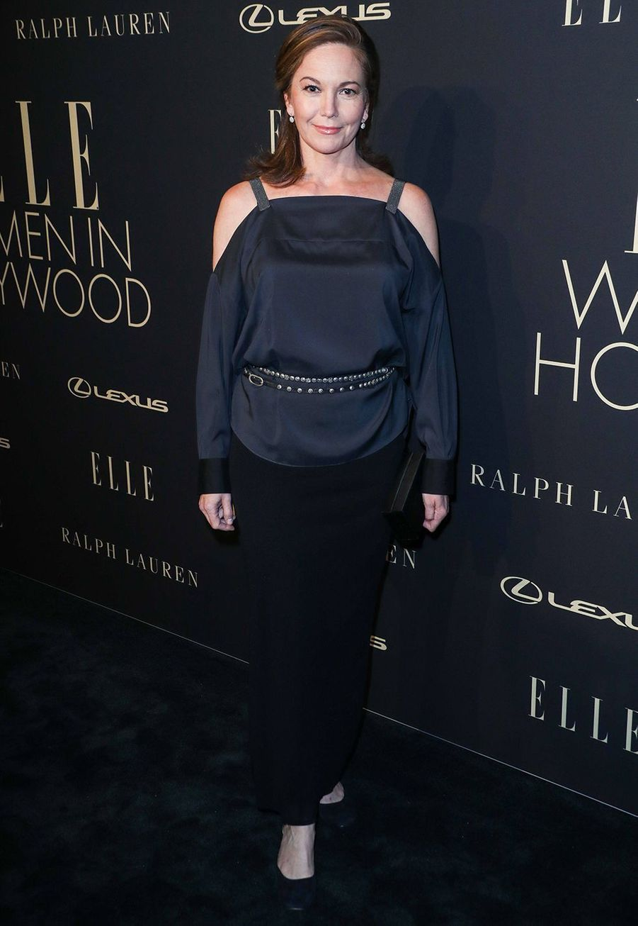 Ashley Judd à la soirée «Elle Women In Hollywood» à Beverly Hills le 14 octobre 2019