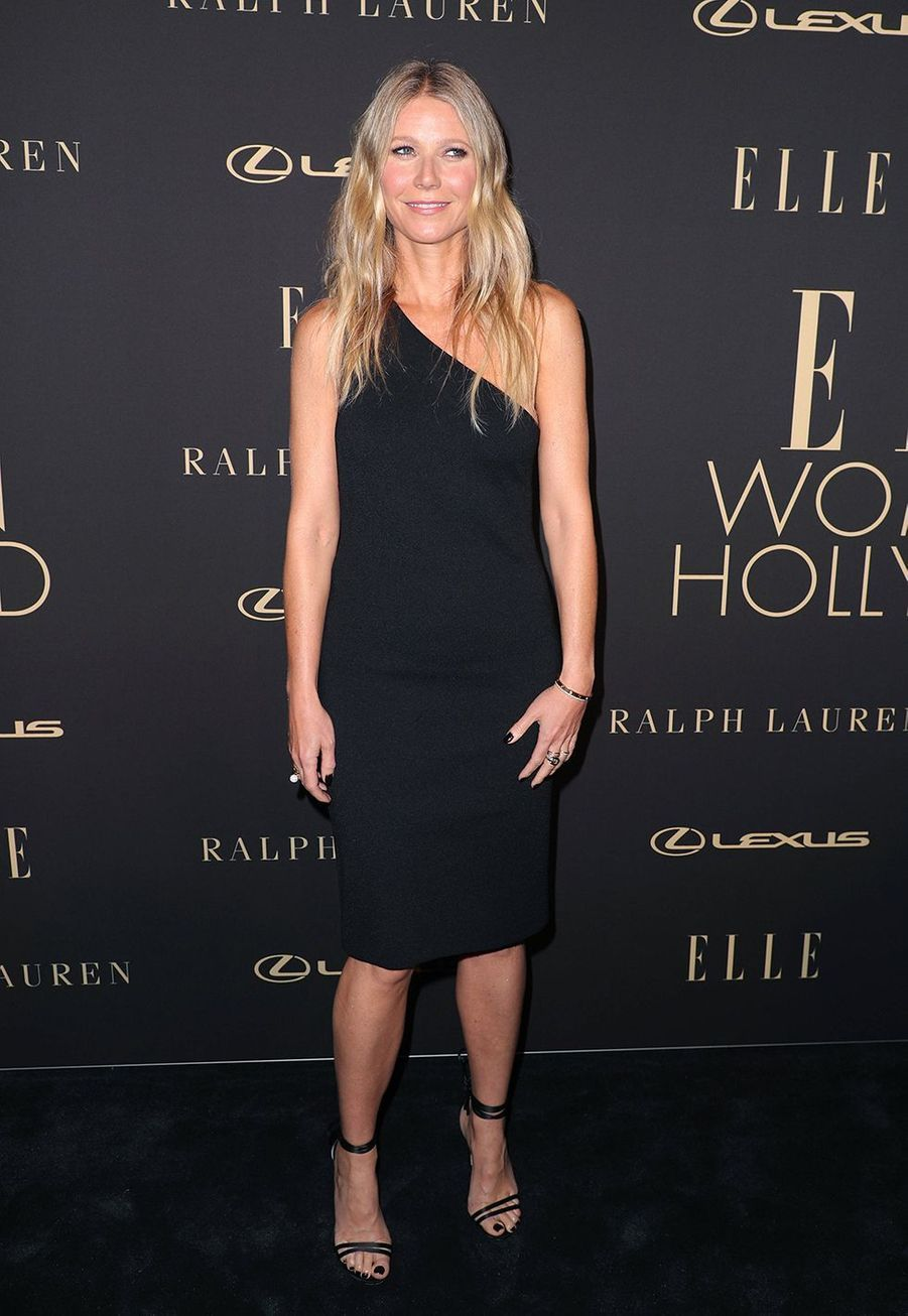 Gwyneth Paltrow à la soirée «Elle Women In Hollywood» à Beverly Hills le 14 octobre 2019