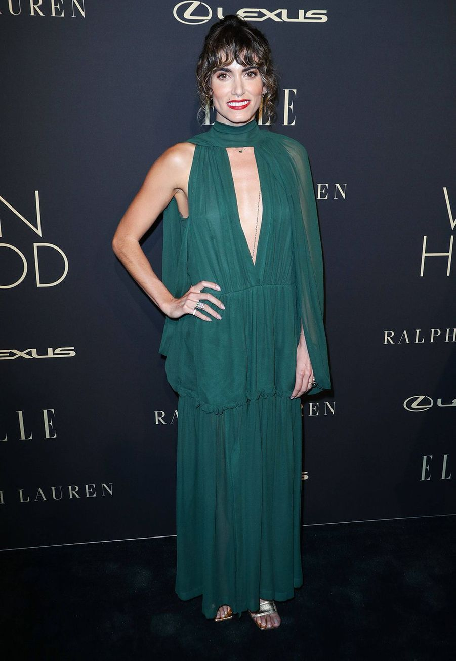 Nikki Reed à la soirée «Elle Women In Hollywood» à Beverly Hills le 14 octobre 2019