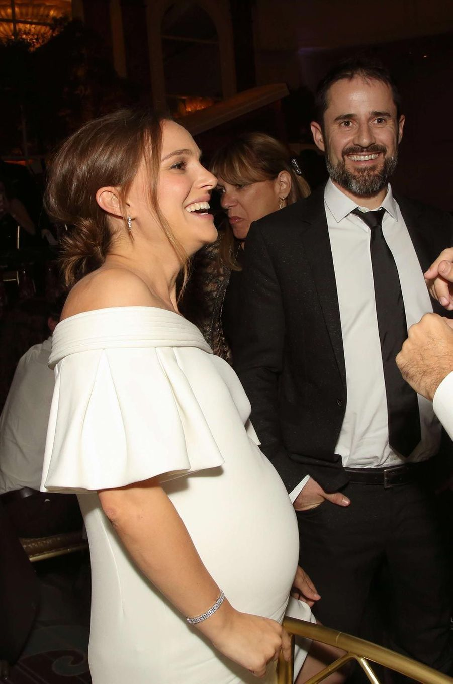 Natalie Portman le 12 novembre 2016.