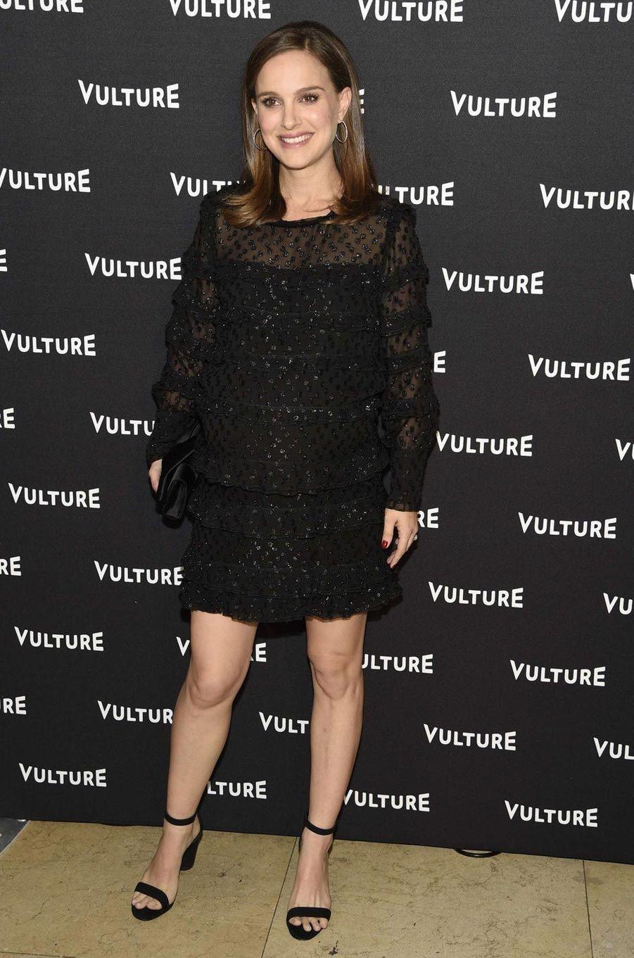 Natalie Portman à Los Angeles le 8 décembre 2016.