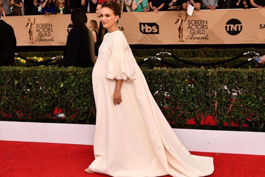 Natalie Portman à Los Angeles le 29 janvier 2017.