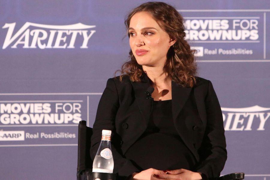 Natalie Portman le 4 janvier 2017.