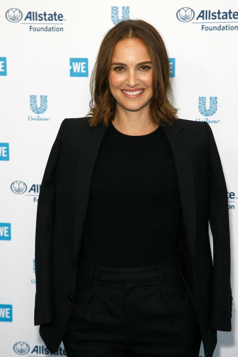 "Natalie Portman à la soirée ""WE Day"" à Los Angeles, le 25 avril 2019"