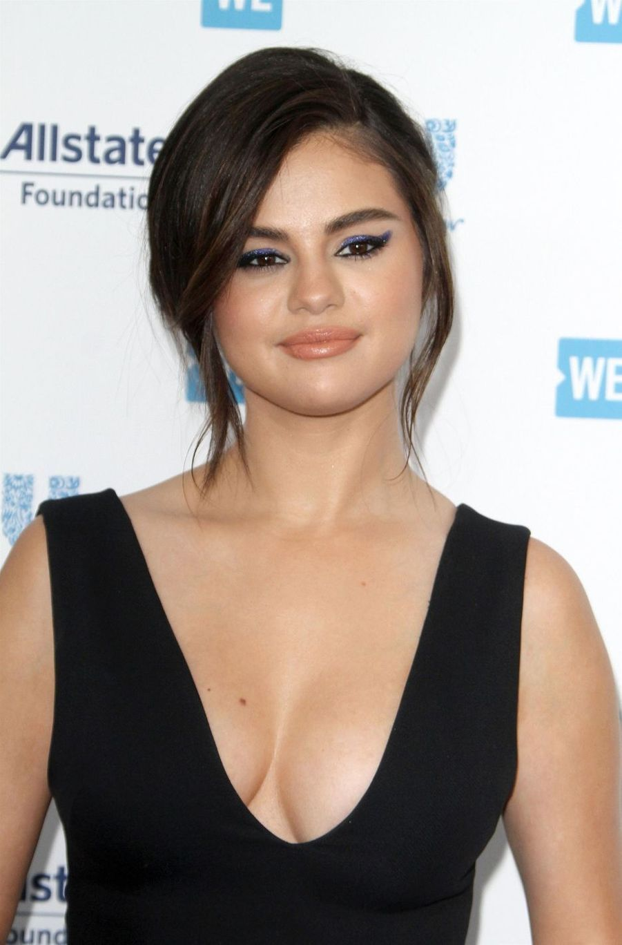 "Selena Gomez à la soirée ""WE Day"" à Los Angeles, le 25 avril 2019"
