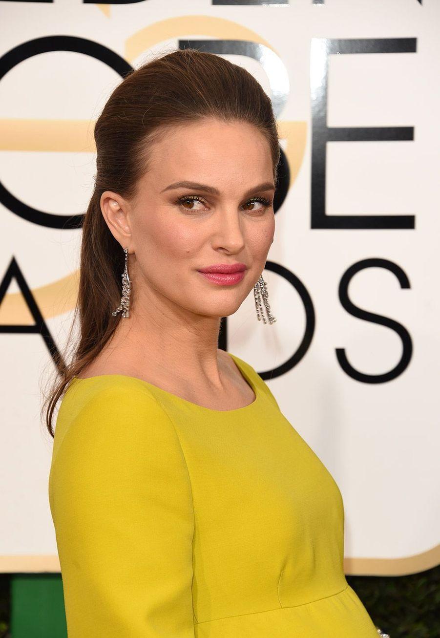 Natalie Portman aux Golden Globes dimanche