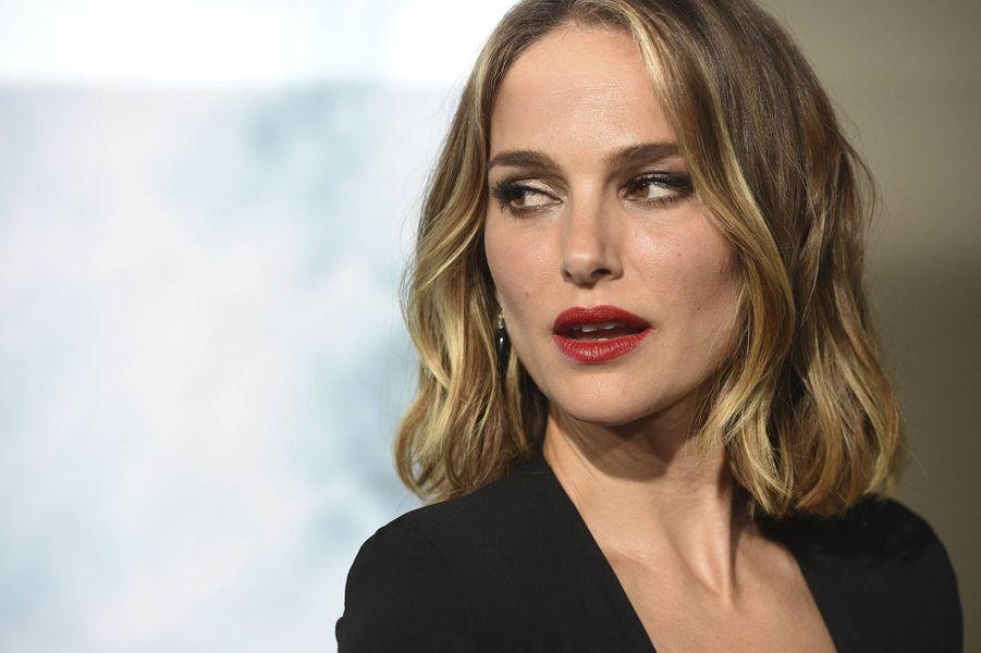 Natalie Portmanà l'avant-première du film «Lucy in the Sky» à Los Angeles le 25 septembre 2019