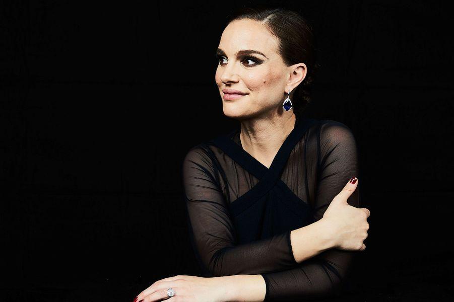 Natalie Portman, une enfant star devenue une actrice d'exception.